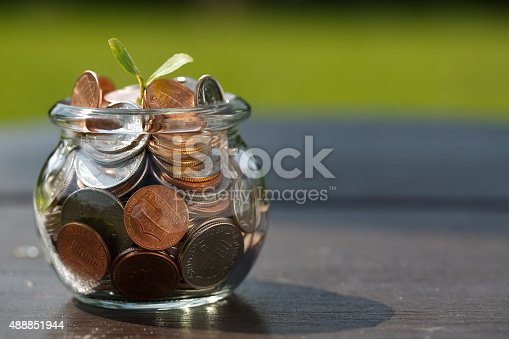 657417590 istock photo Wealth growth 488851944