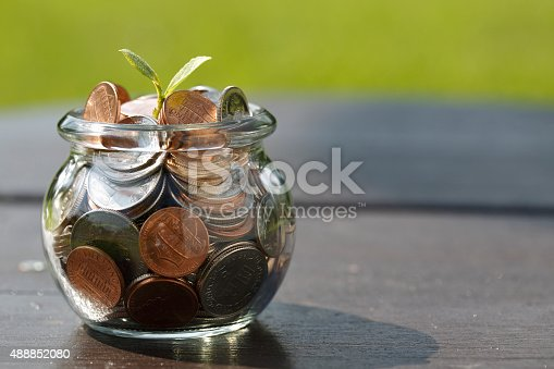 657417590 istock photo Wealth growth 488852080