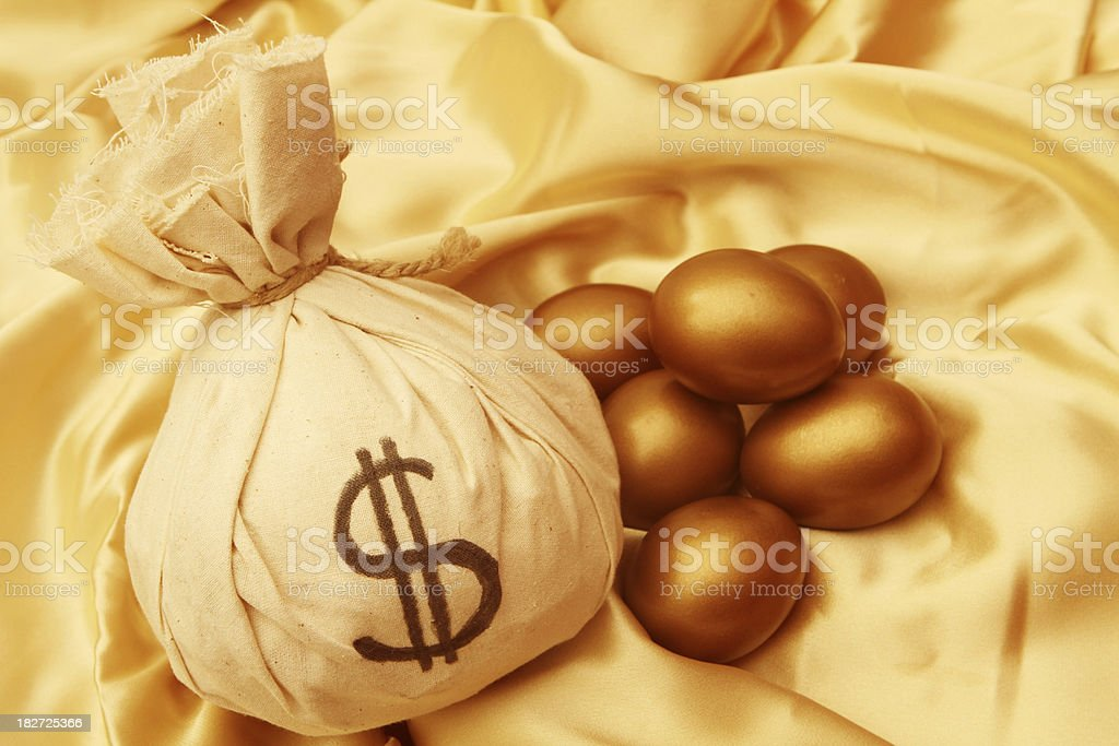 Wealth stock photo