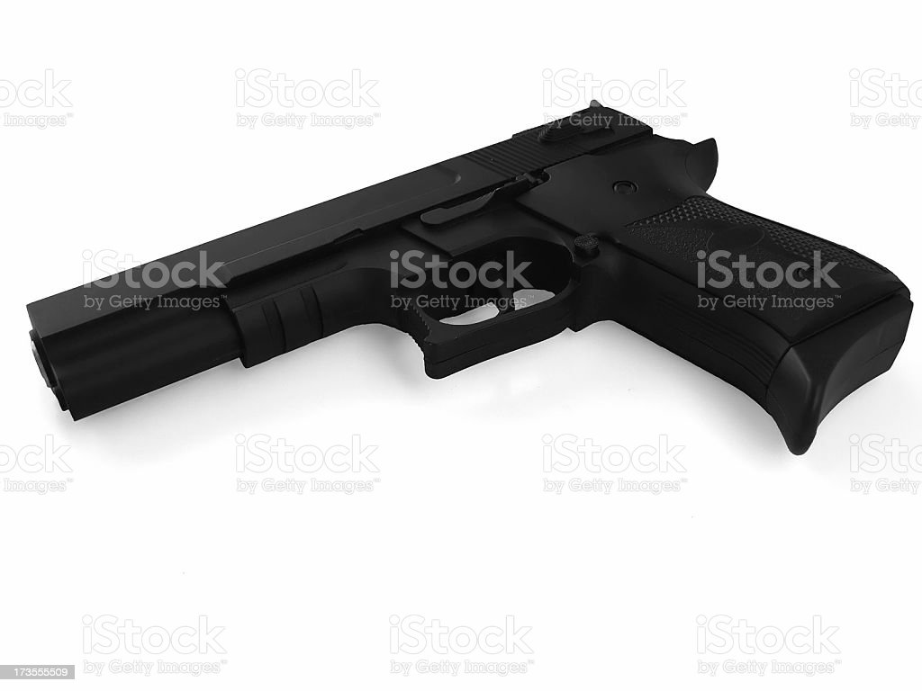 Weapon royalty-free stock photo