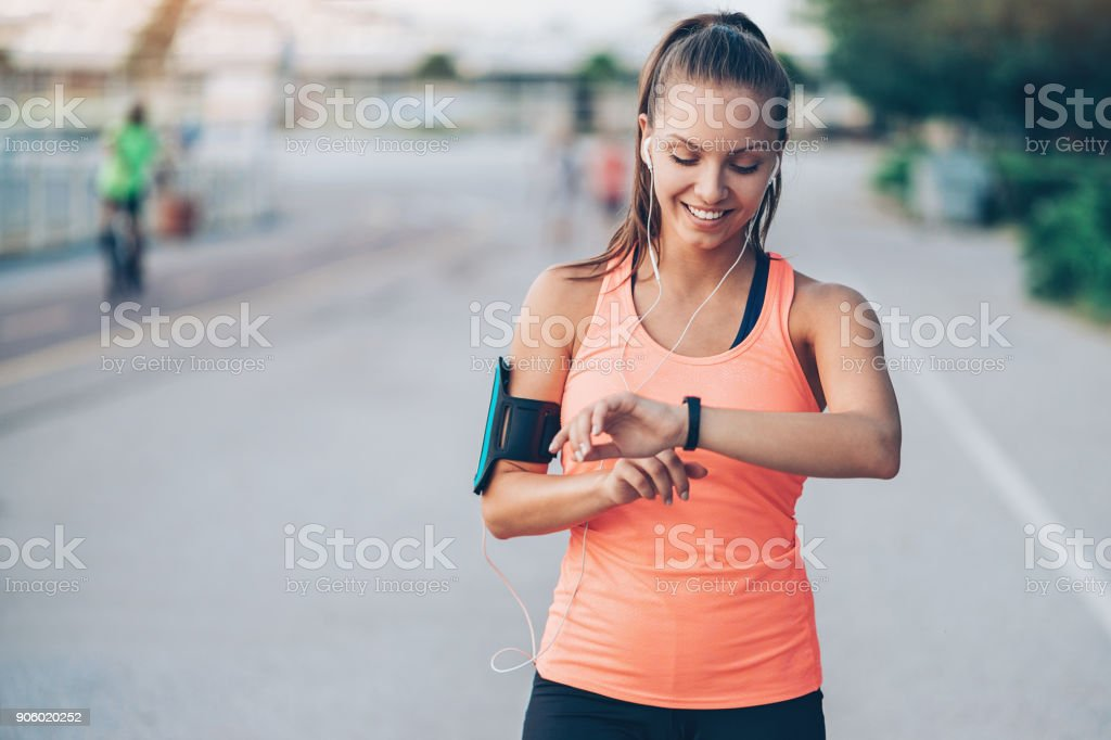 Wearable tech stock photo