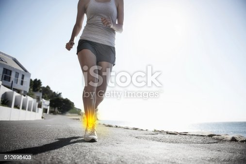 512698489 istock photo Wearing down the cartilage 512698403