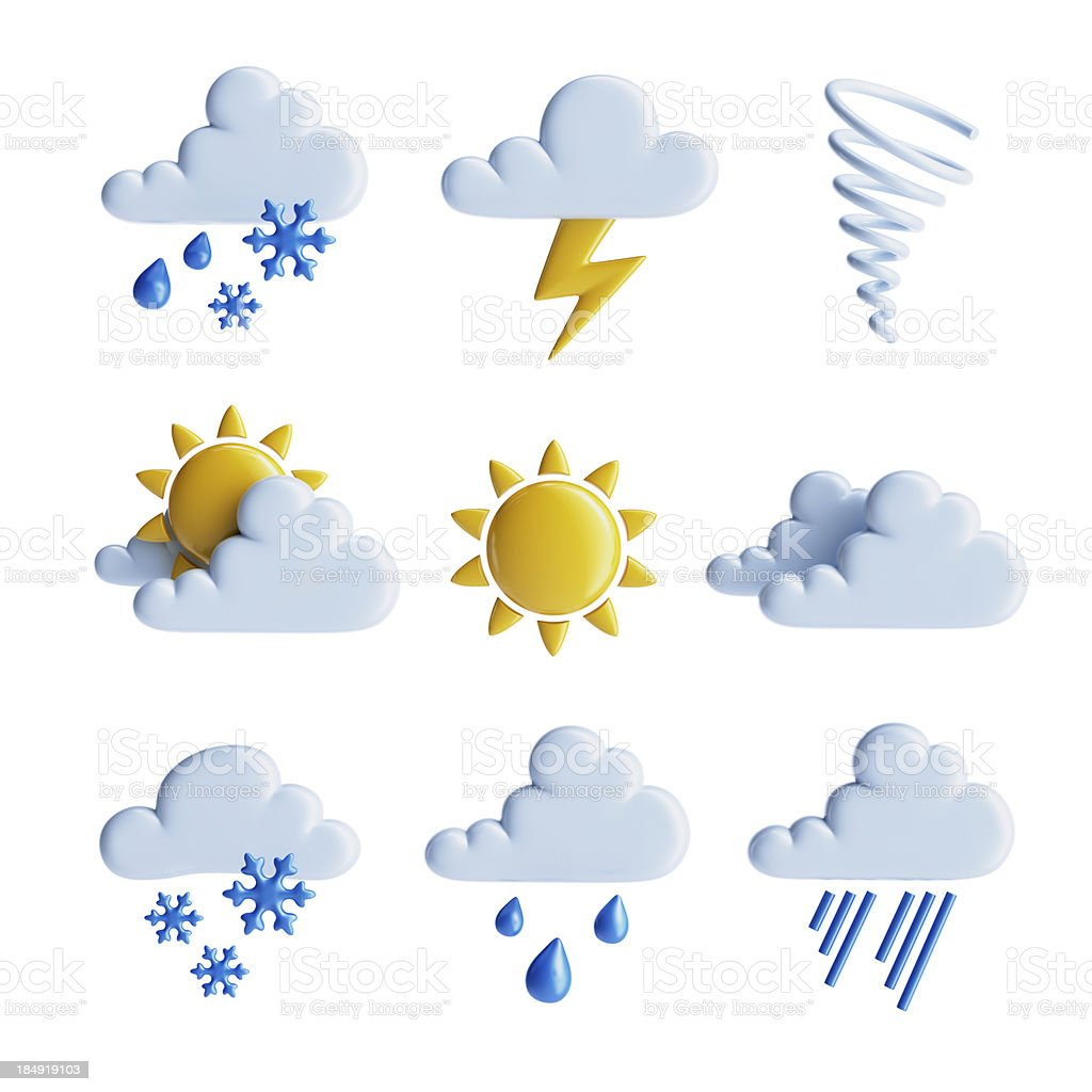 Weather stock photo