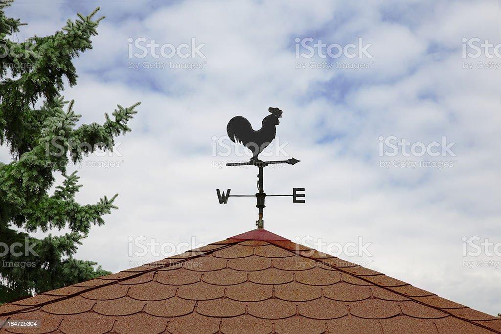 Weather Vane royalty-free stock photo