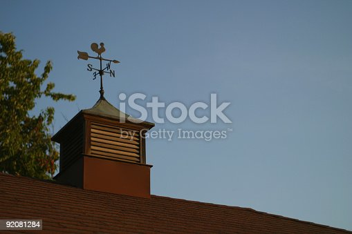 istock Weather Vane 92081284