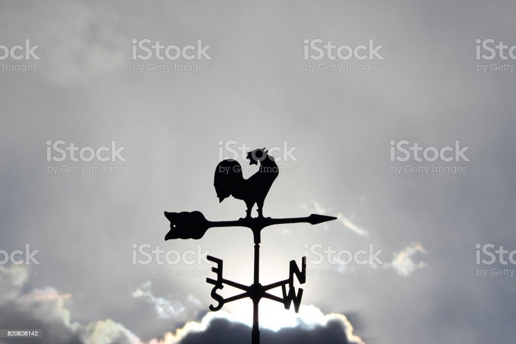 Weathercock, Number 2 - foto stock