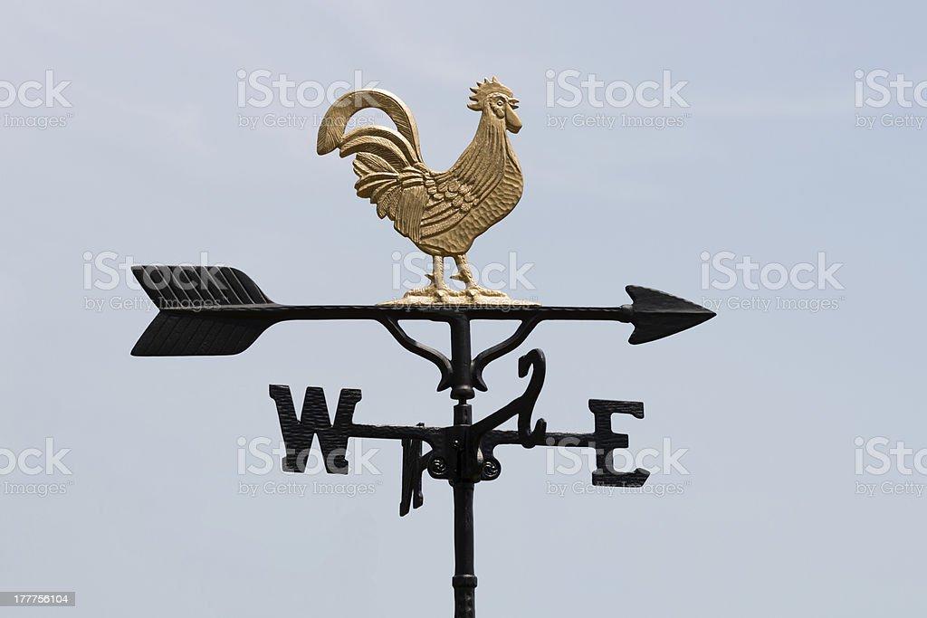 Weathercock (XXXLarge) stock photo