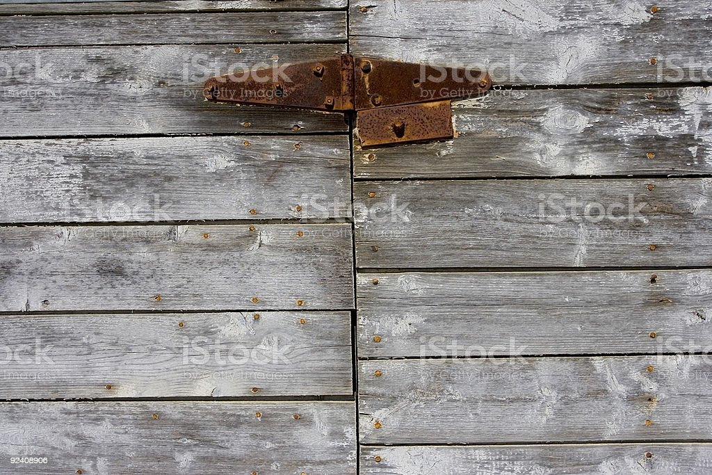 Weathered 1 royalty-free stock photo