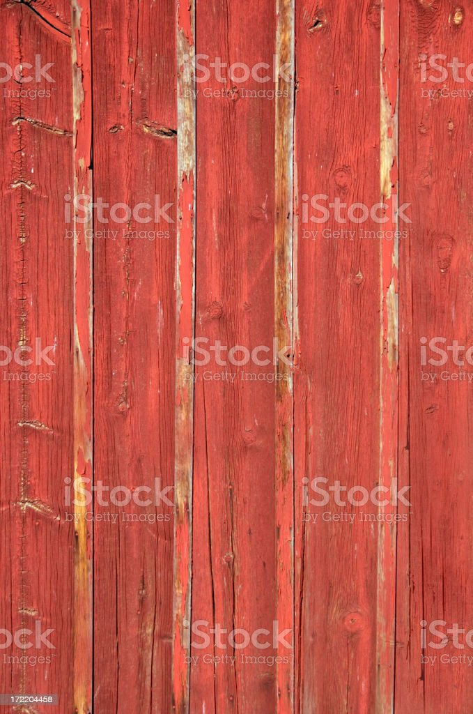 Weathered Barn Background or Texture royalty-free stock photo