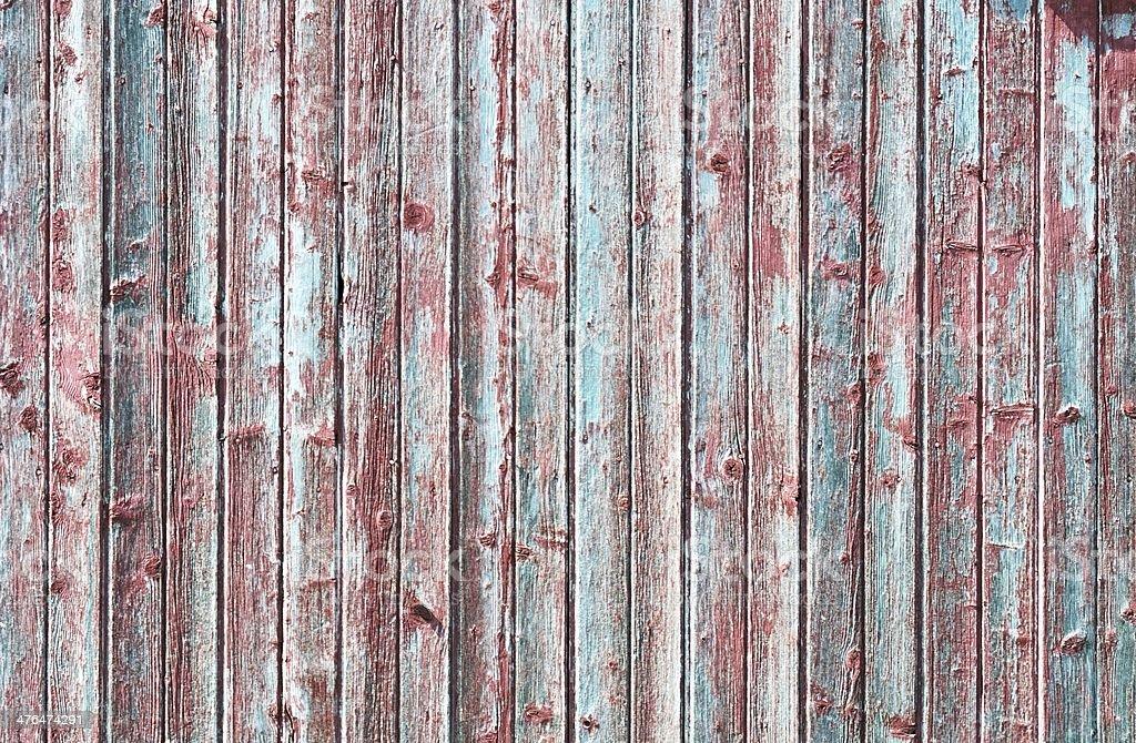 Weathered Barn royalty-free stock photo