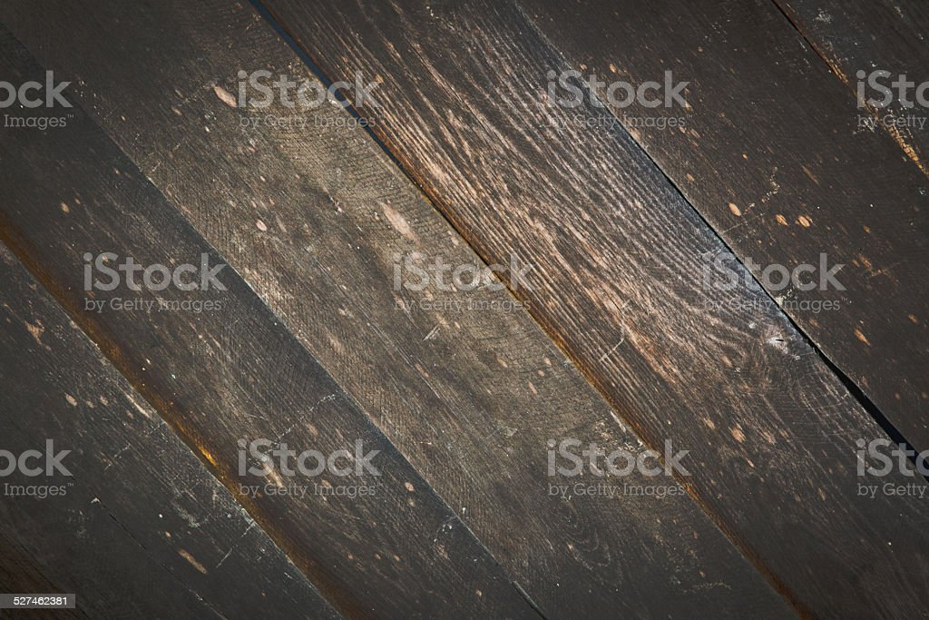 Weathered Barn Wood Background Texture Horizontal stock photo