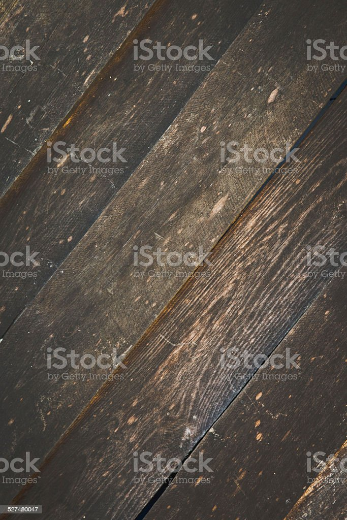 Weathered Barn Wood Background Texture Vertical stock photo