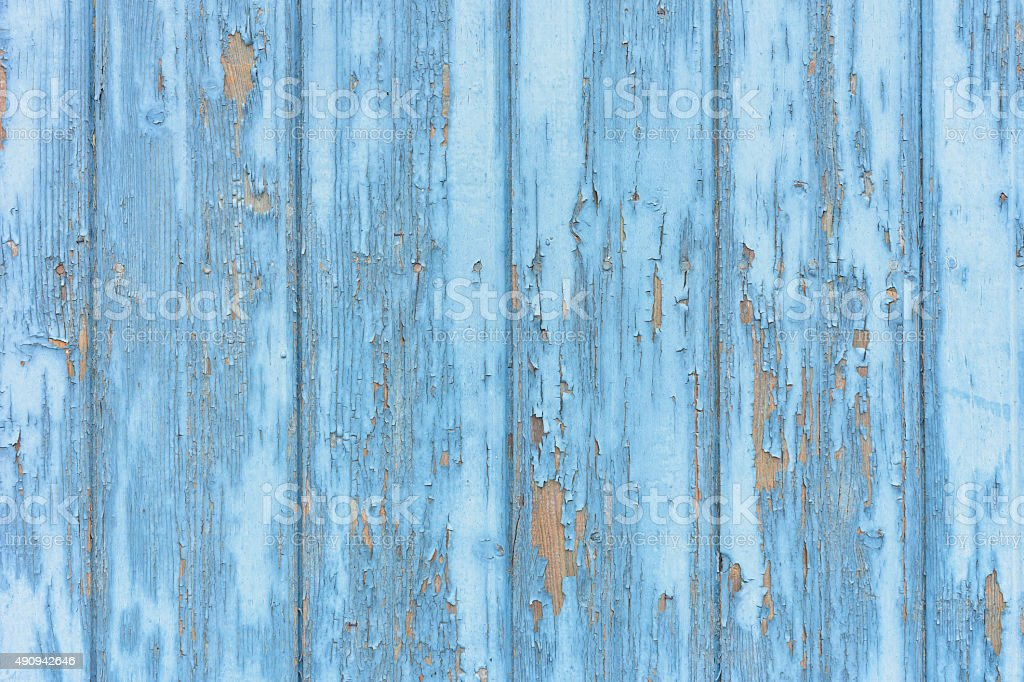 Weathered bords on barn stock photo