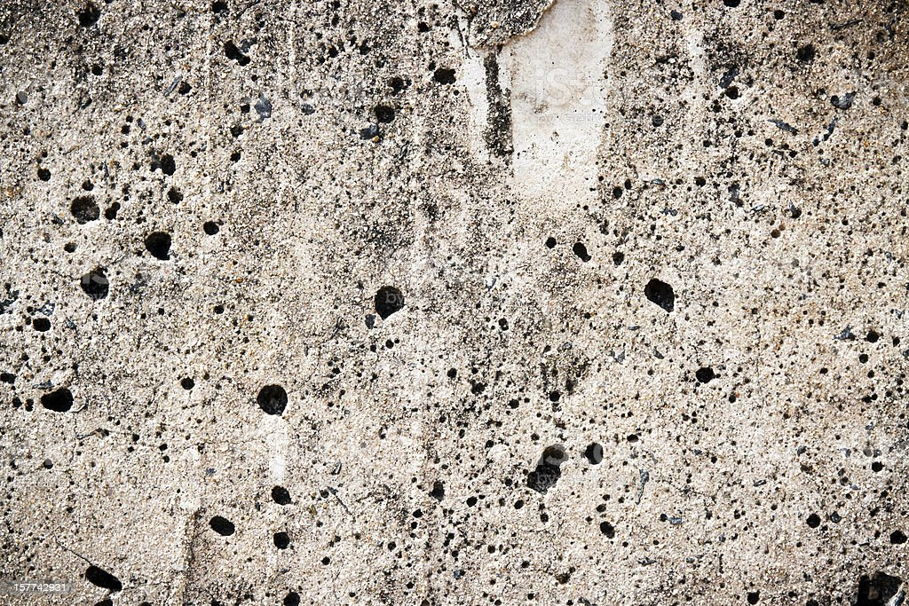 Weathered concrete wall background, copy space royalty-free stock photo