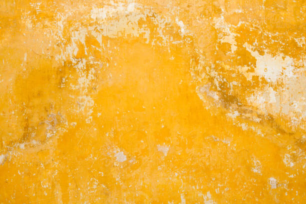 Weathered concrete wall background stock photo