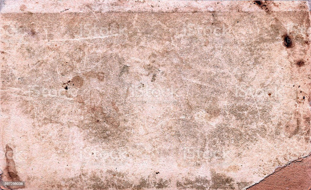 Weathered paper book cover texture. royalty-free stock photo
