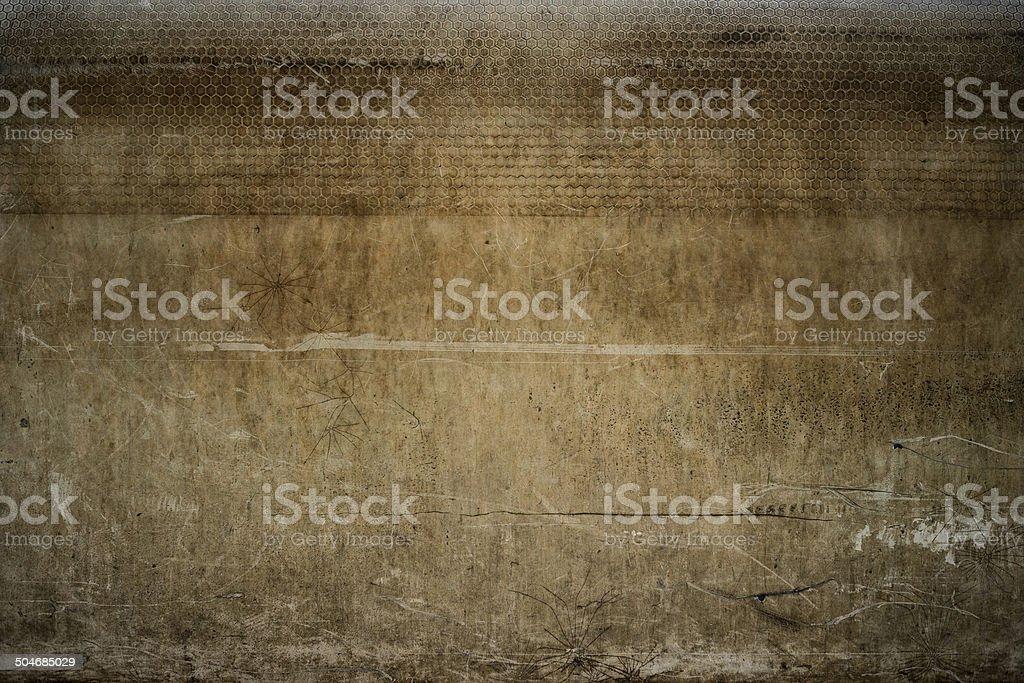 Weathered plastic background royalty-free stock photo