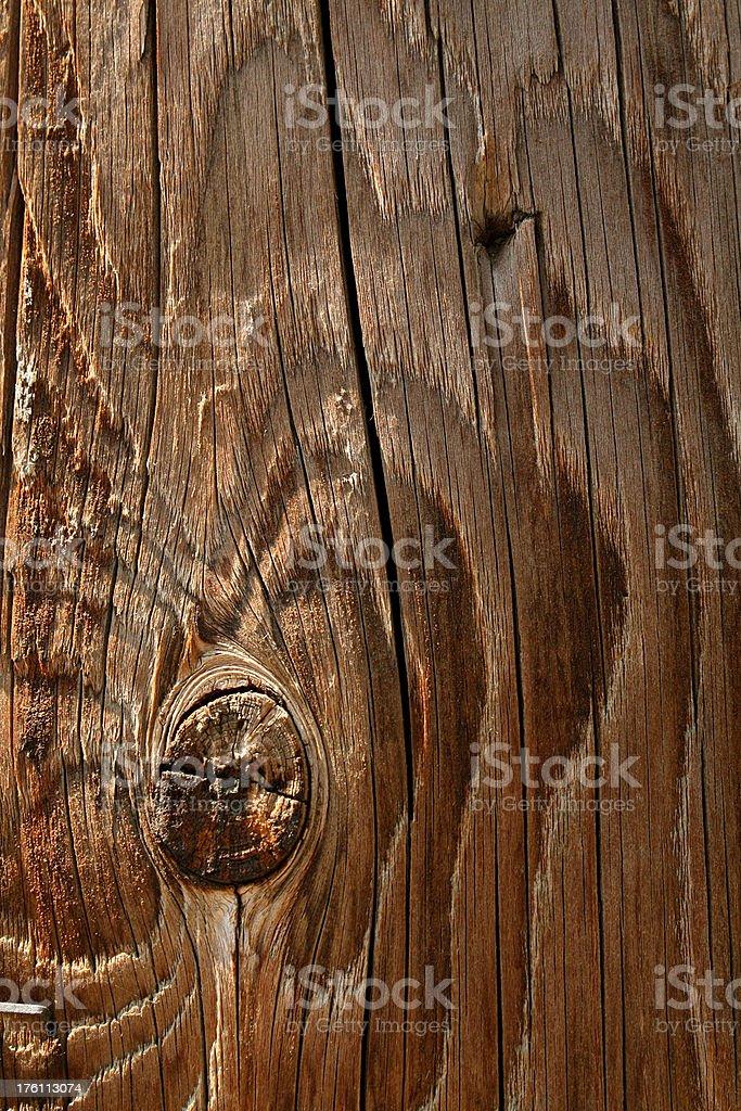 Weathered Rustic Wood stock photo