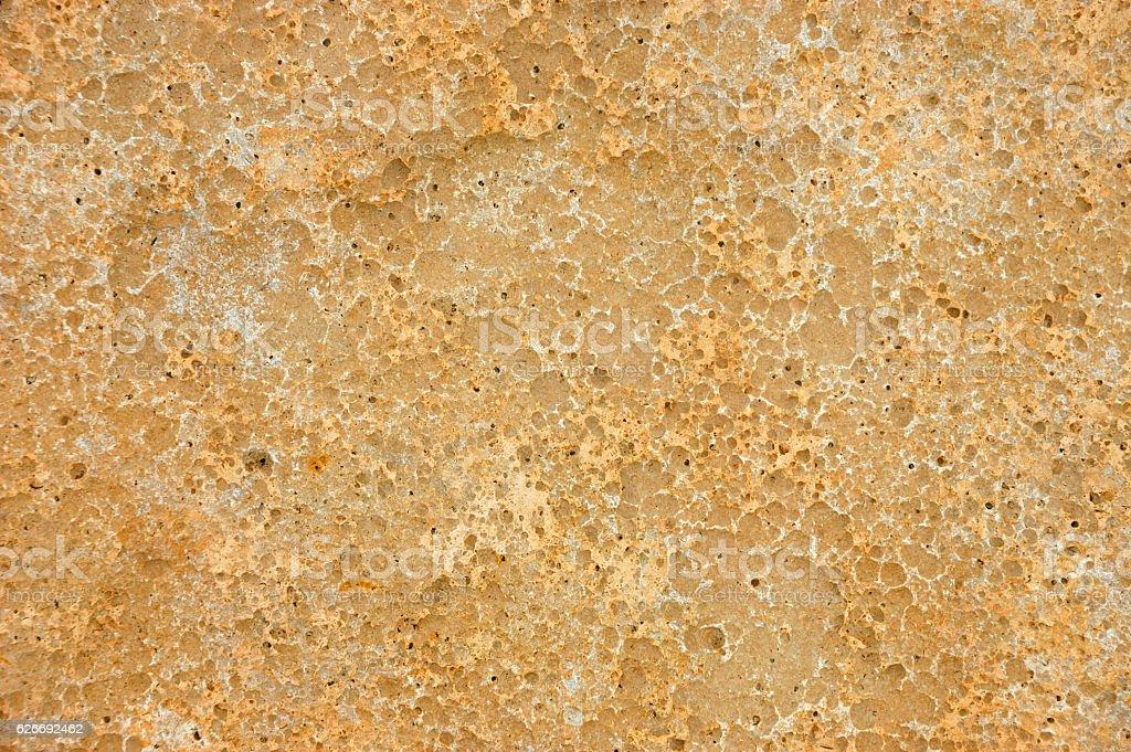 Weathered Sandstone Background Texture stock photo