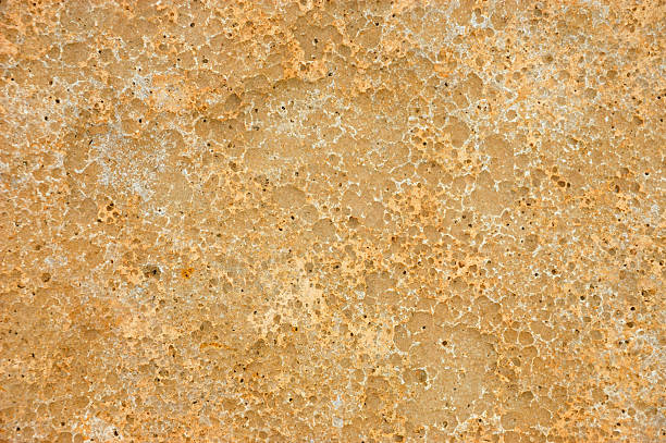 Weathered Sandstone Background Texture stock photo