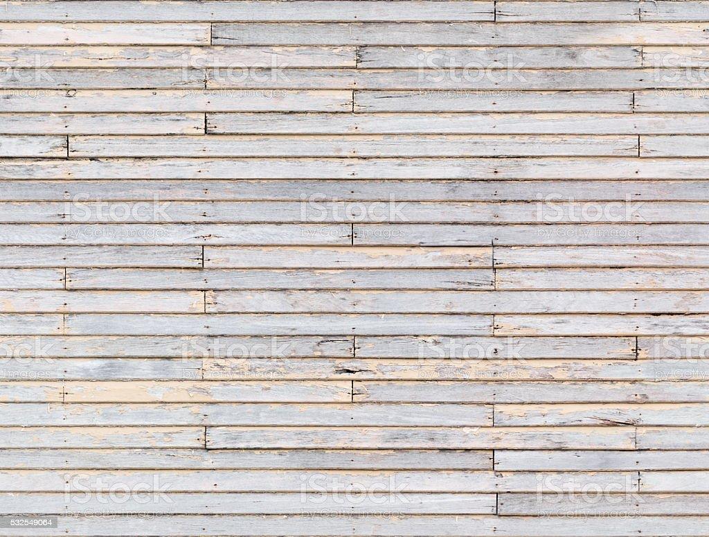 Weathered Timber Wall stock photo