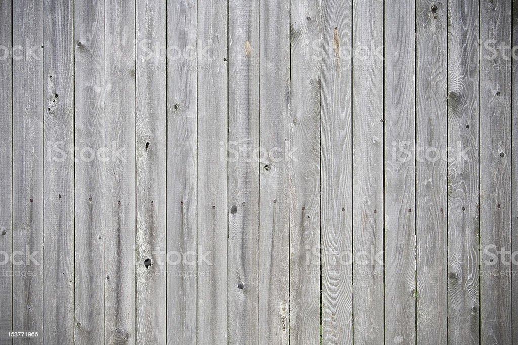 weathered wood fence royalty-free stock photo