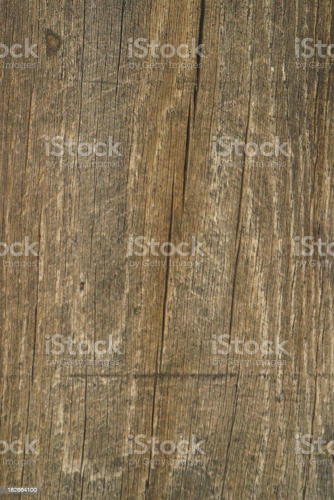 Weathered Wood Grain 3 royalty-free stock photo