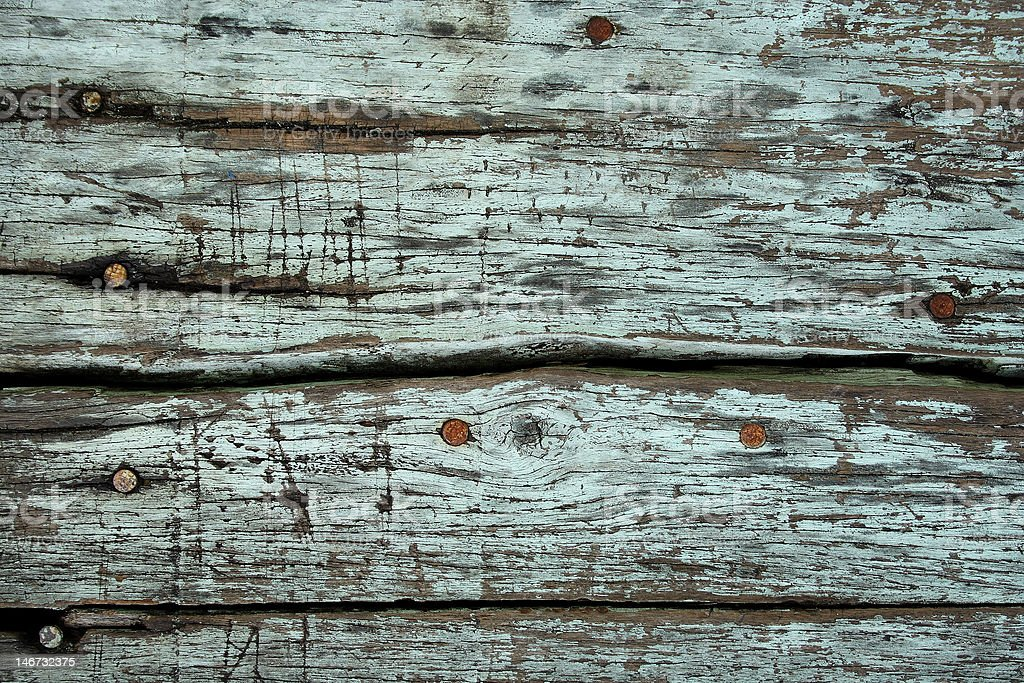 Weathered wood royalty-free stock photo