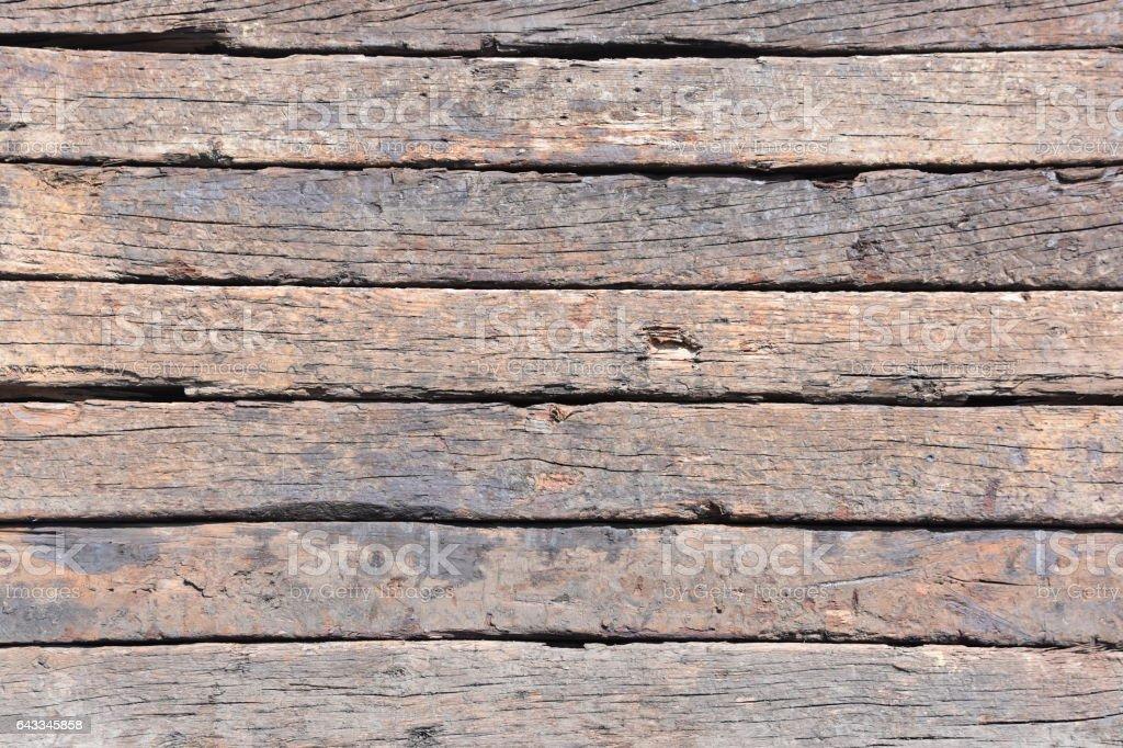 Weathered Wood stock photo