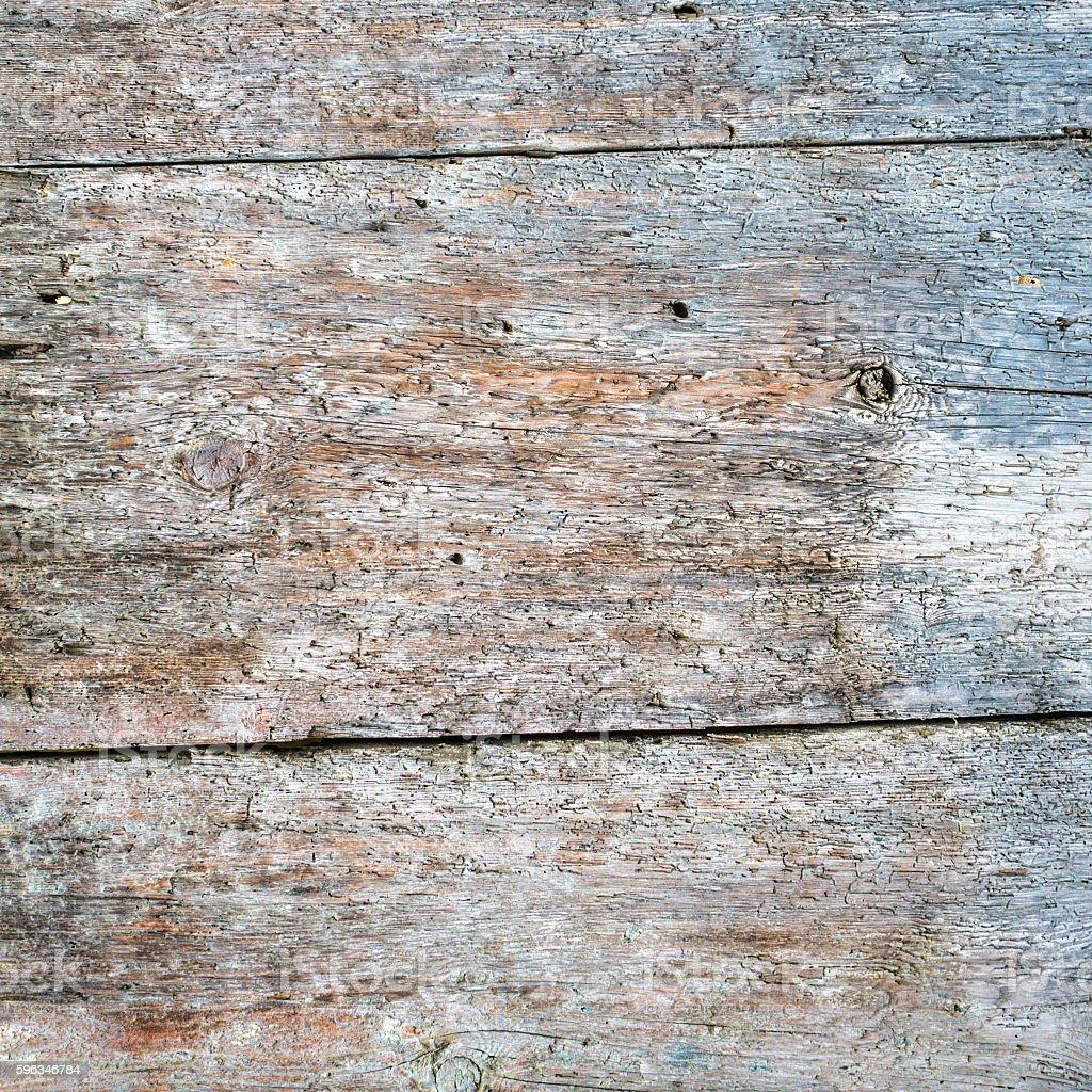 Weathered wood planks royalty-free stock photo