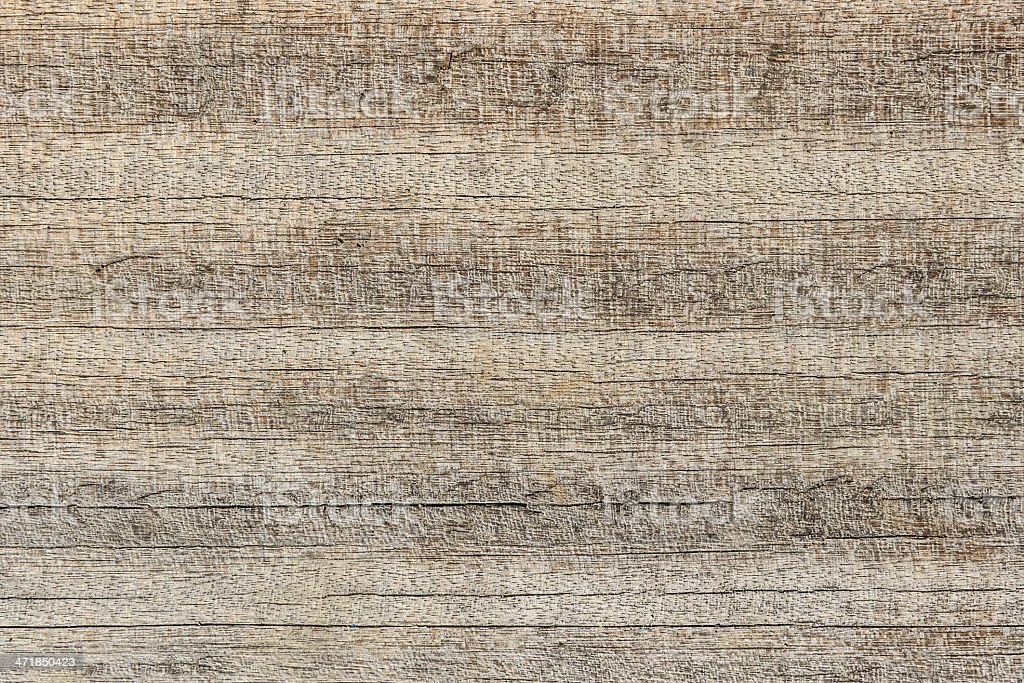 Weathered Wood Texture Background, Crack Pattern, closeup royalty-free stock photo