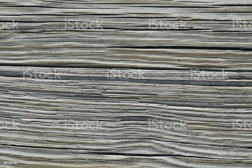 Weathered wood texture royalty-free stock photo
