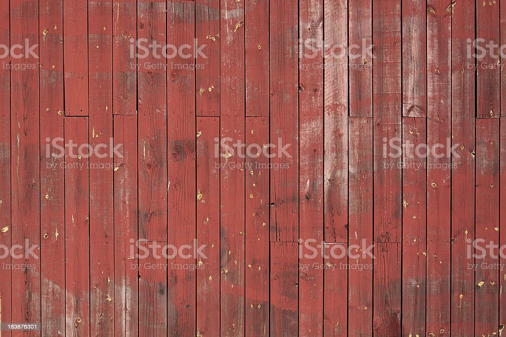 Weathered wood wall stock photo