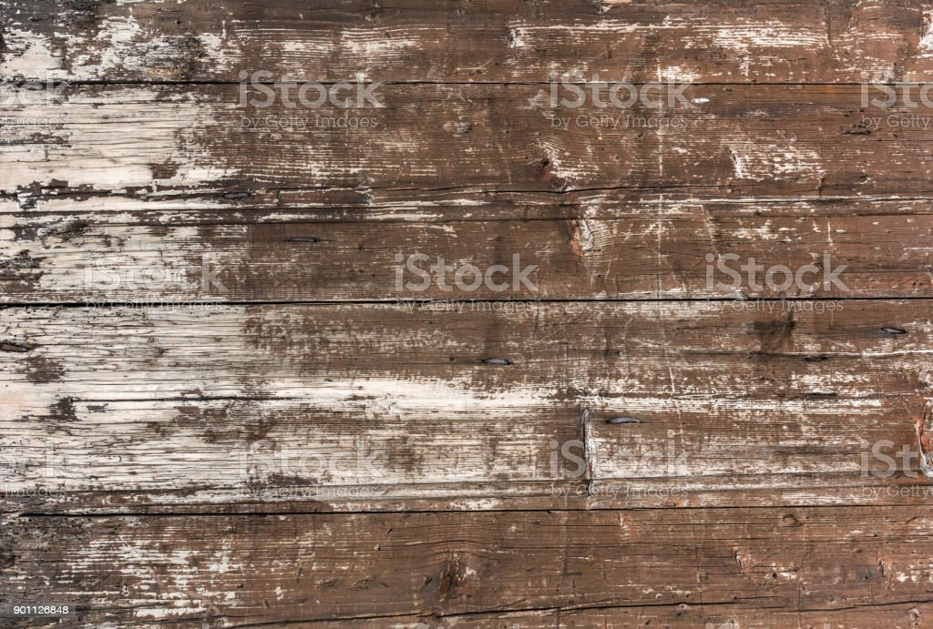 Weathered wooden background stock photo