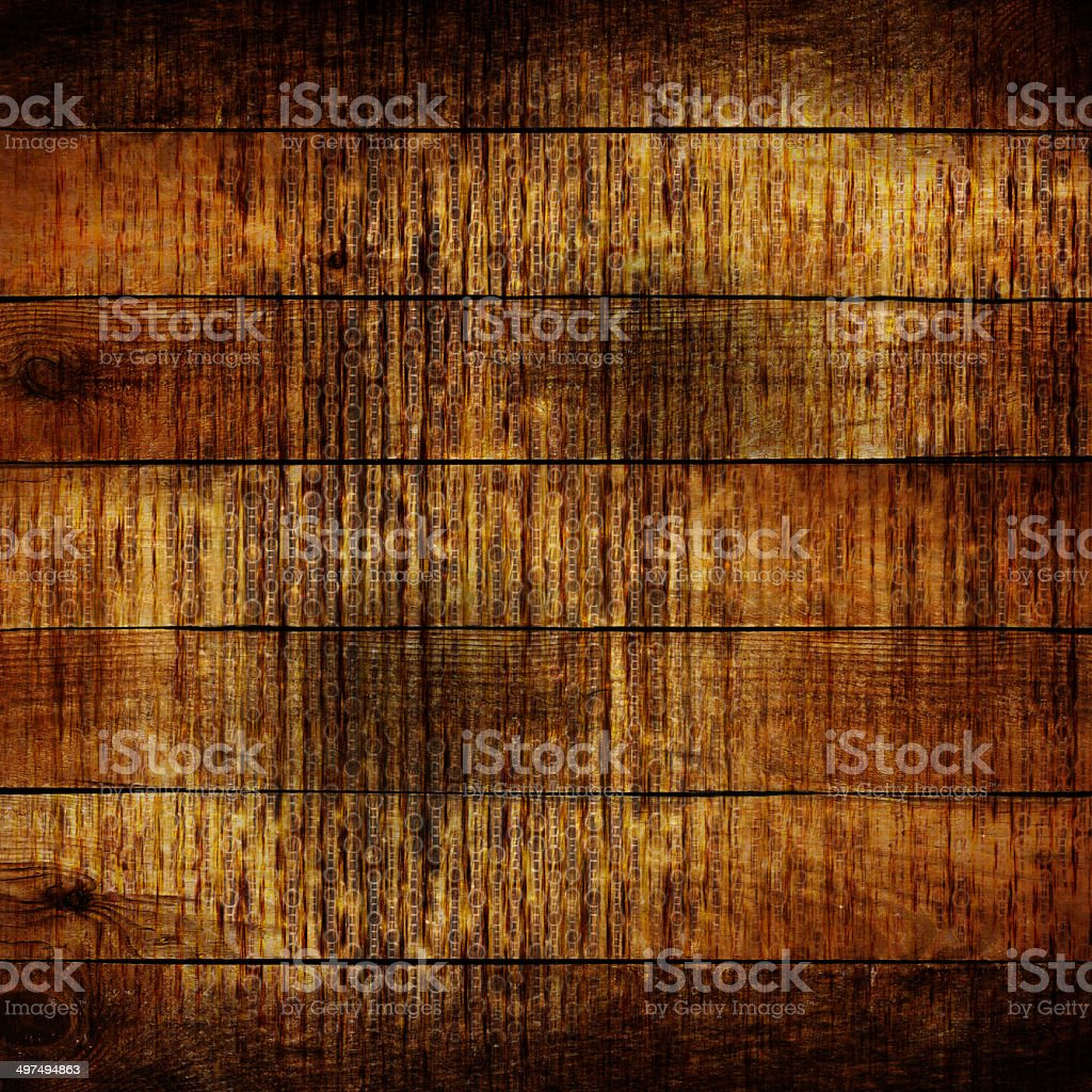 Weathered wooden planks. Abstract backdrop for design royalty-free stock photo