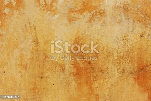 Old yellow/golden wall texture from old town Fes in Morocco.  (XXXL Canon 5D Mark II) More walls: