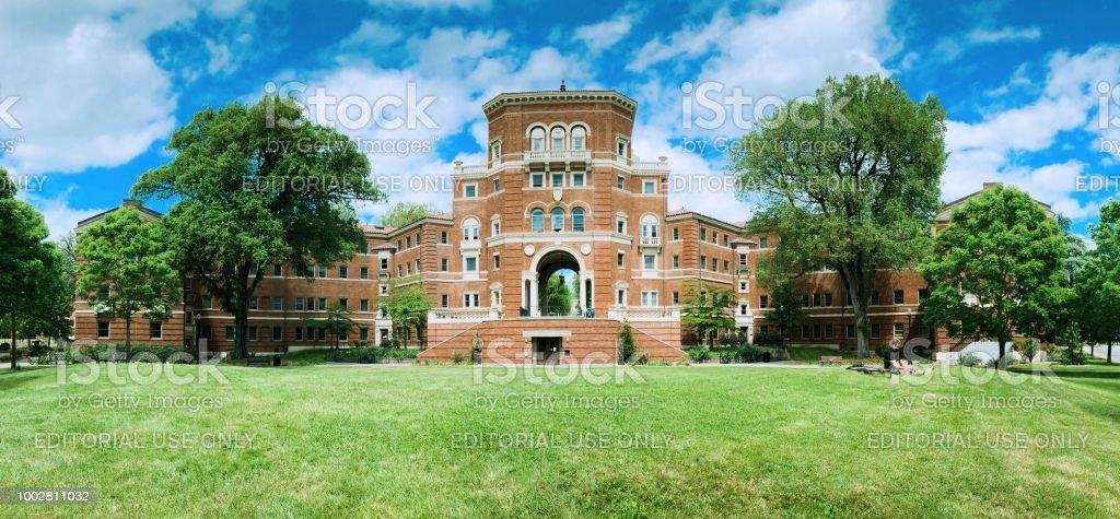 Weatherford Hall Osu Corvallis Oregon Stock Photo - Download