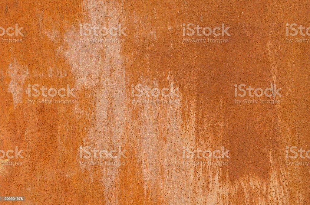 weathering steel sheet corten steel pattern royaltyfree stock photo