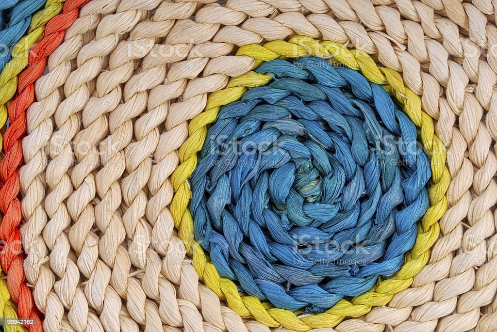 Weave Background royalty-free stock photo