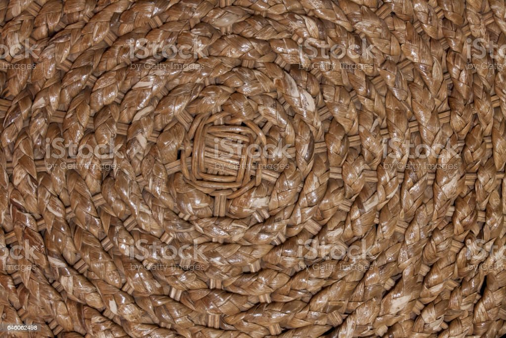 weave pattern for straw