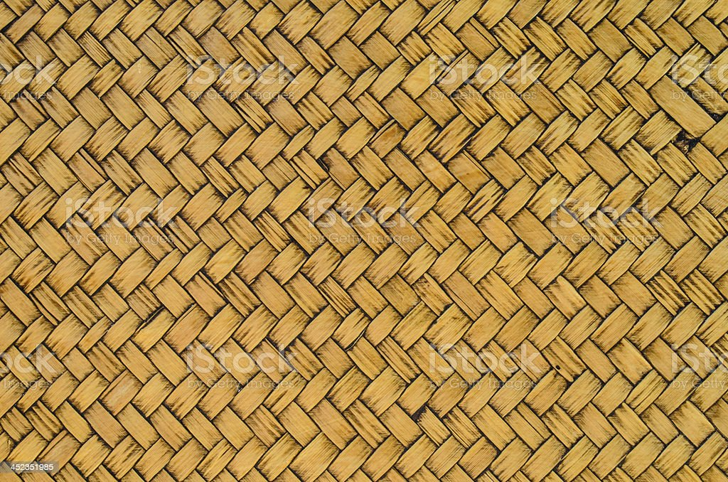 Weave Texture Background royalty-free stock photo