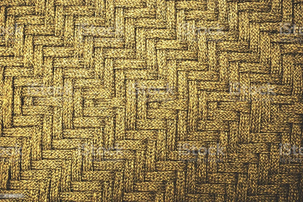 abstract of weave texture for background used