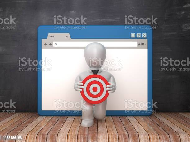 Web browser with business character and target on chalkboard 3d picture id1138486166?b=1&k=6&m=1138486166&s=612x612&h=zq9sdvkhmqpbpinoyy7rpvpkfwm z0731zprudot py=