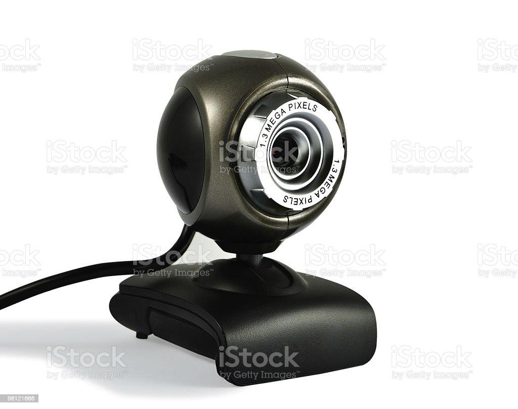 Web Camera royalty-free stock photo