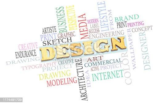 185257431 istock photo Web Design business concept word cloud print 1174491709