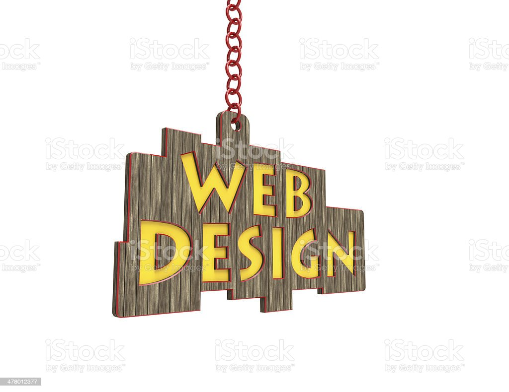 web design royalty-free stock photo