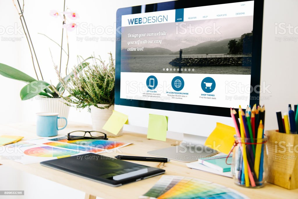 Webdesign-studio – Foto