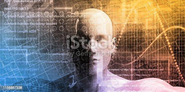 istock Web Development 1158857338