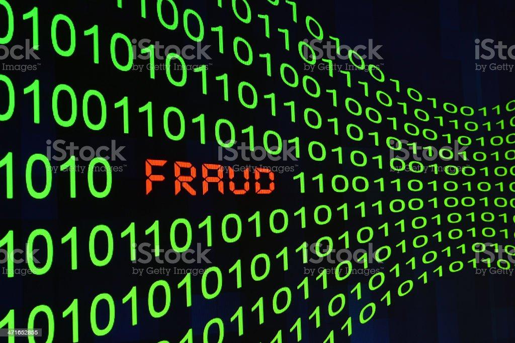 Web Fraud royalty-free stock photo