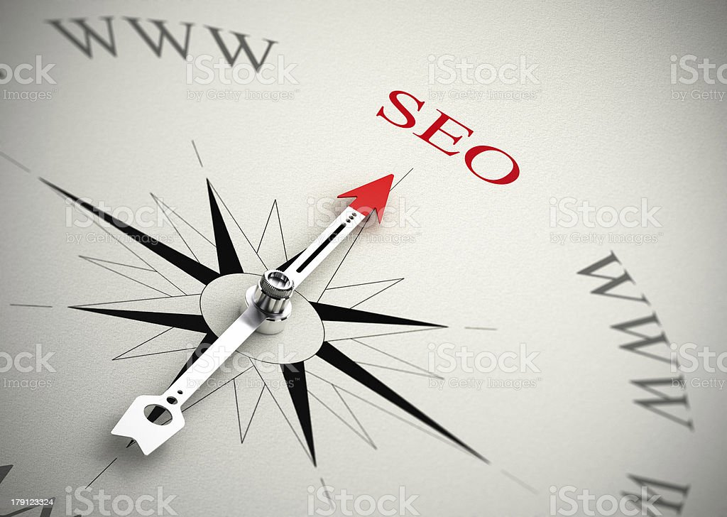 Web Marketing, SEO royalty-free stock photo